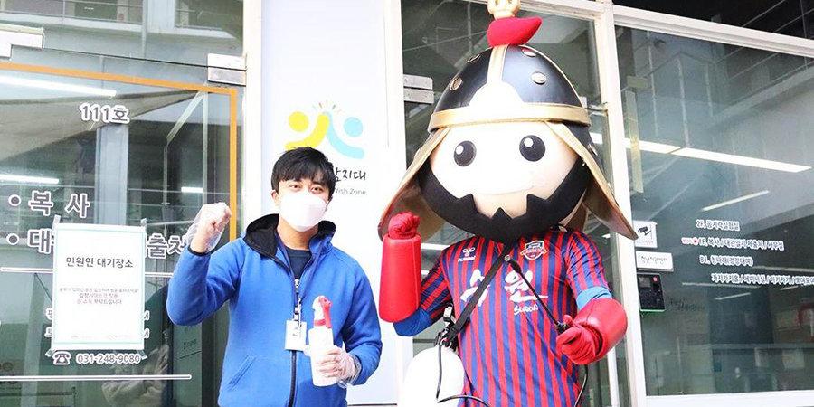 В Азии футбол уже вернулся. Тренеры должны быть в масках, а игрокам запрещено общаться между собой