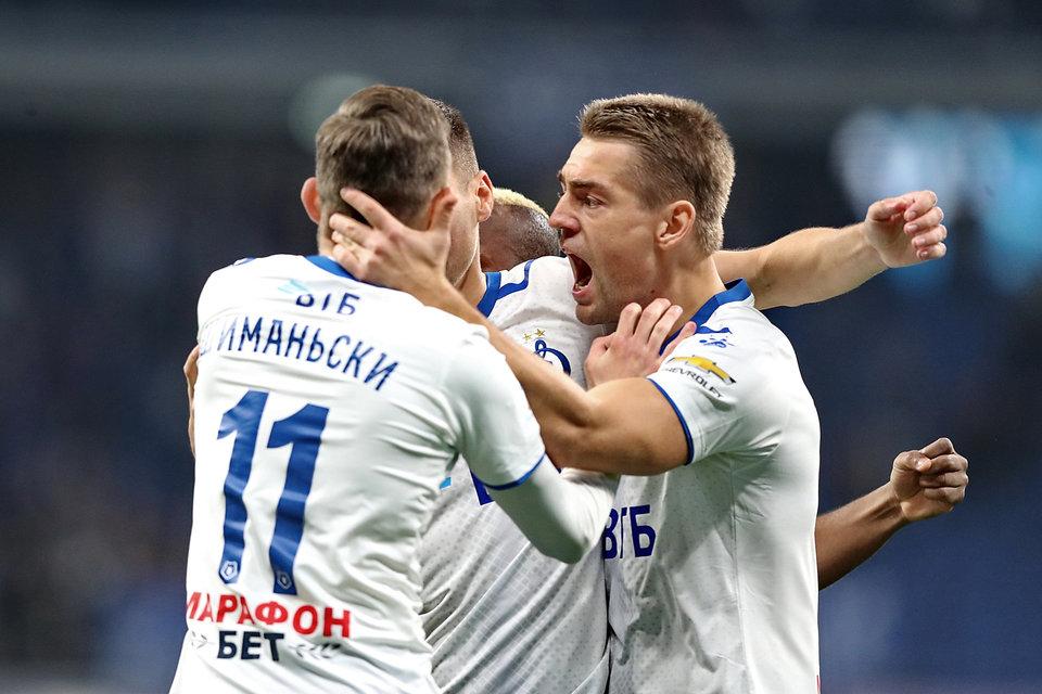 Дмитрий Булыкин: «Футболисты «Динамо» собраны явно не для зоны вылета»