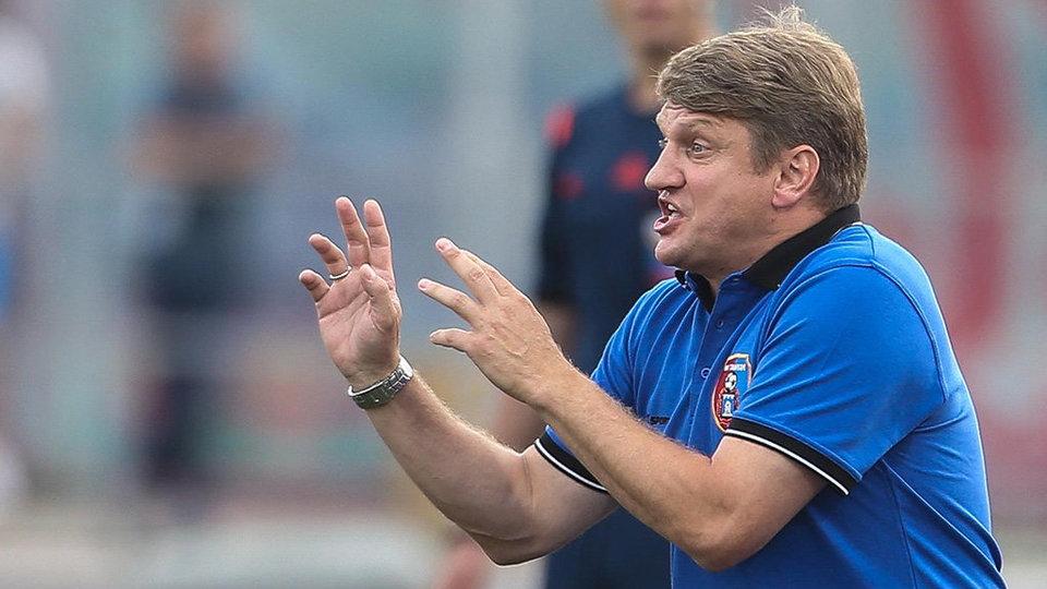 Есипов назначен главным тренером «Ротора»