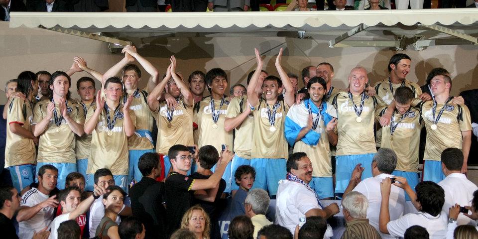 «Зенит» – лучший клуб Европы. Как это было девять лет назад