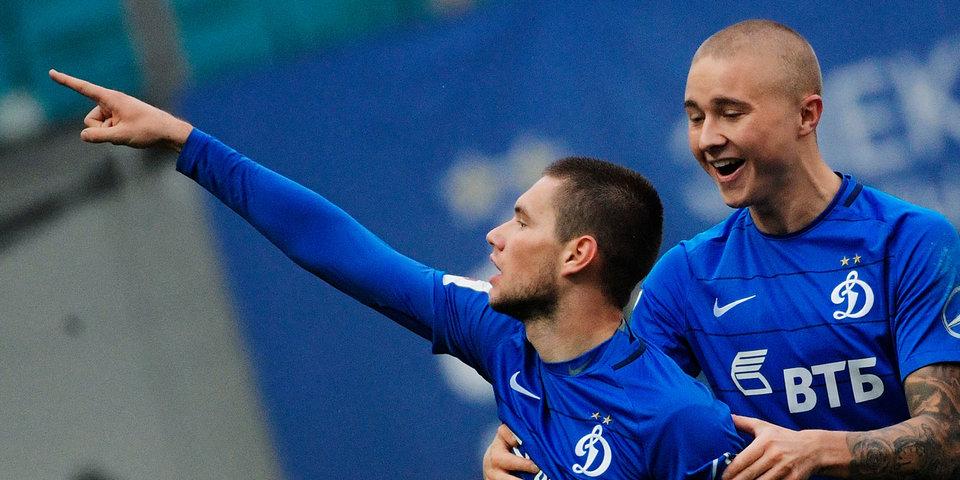 Ташаев продлил контракт с «Динамо»