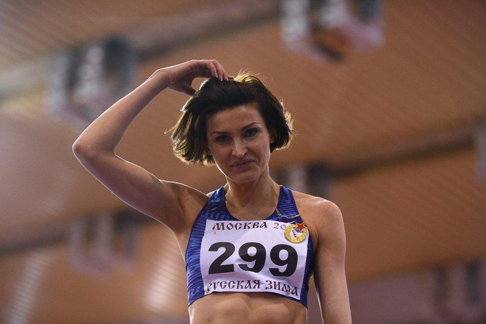 Чичерова стала победительницей Кубка России в прыжках в высоту