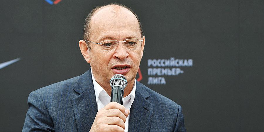 Сергей Прядкин: «Раньше 24 апреля сезон не возобновится. Это оптимистичный вариант»