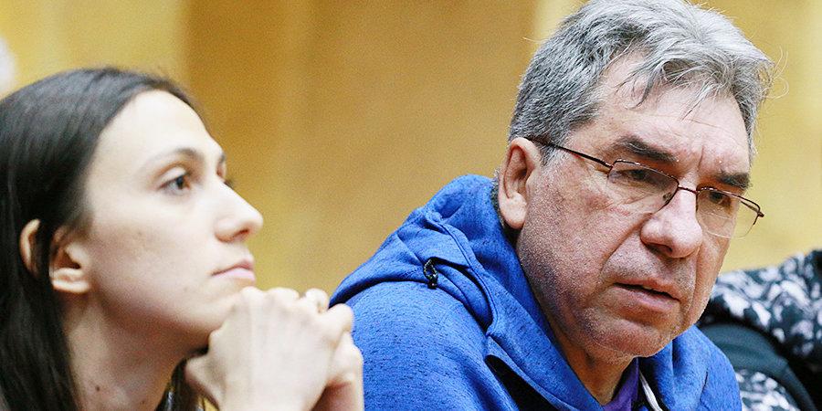 Тренер Ласицкене выдвинут на премию Министерства спорта в номинации «Гордость России»