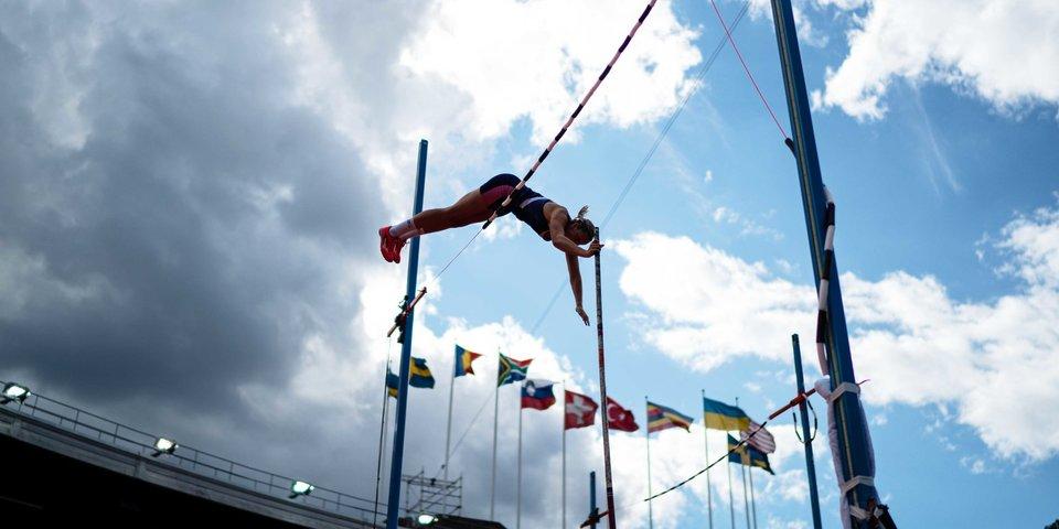 Российскую прыгунью с шестом дисквалифицировали на два года за допинг
