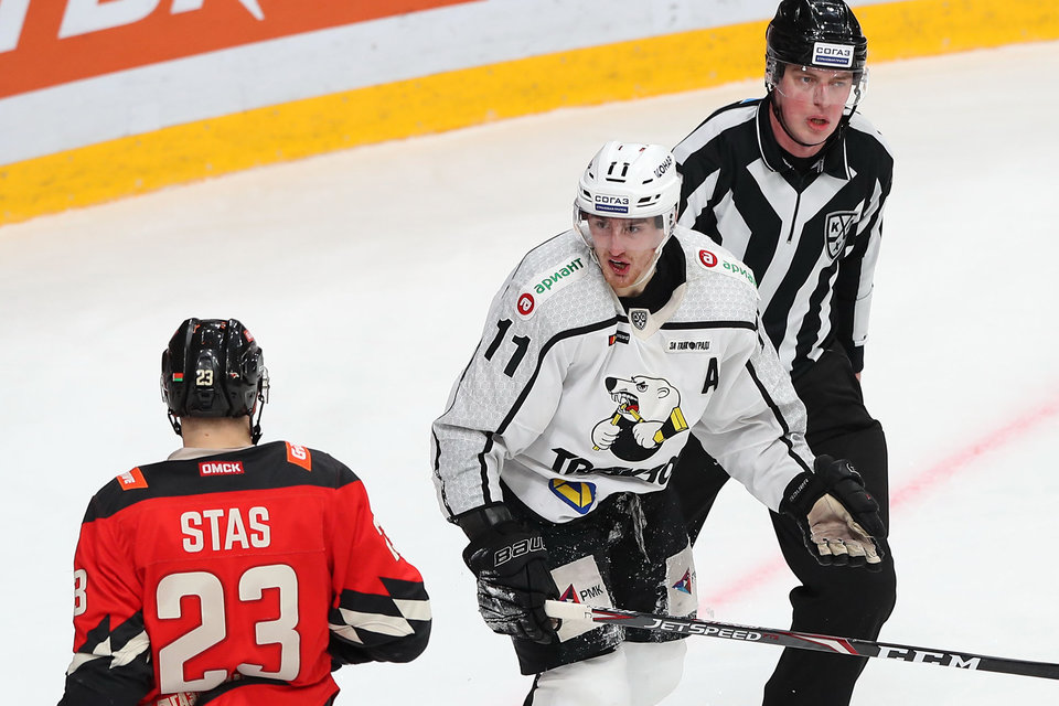 В составах команд на ФОНБЕТ Матч звезд КХЛ произошли три изменения