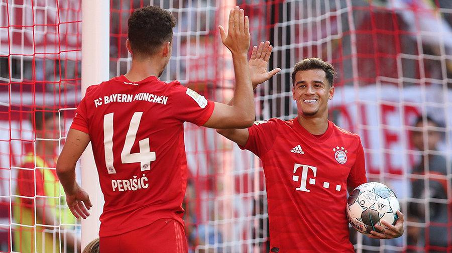 «Бавария» дала понять, что может отказаться от Коутиньо на следующий сезон