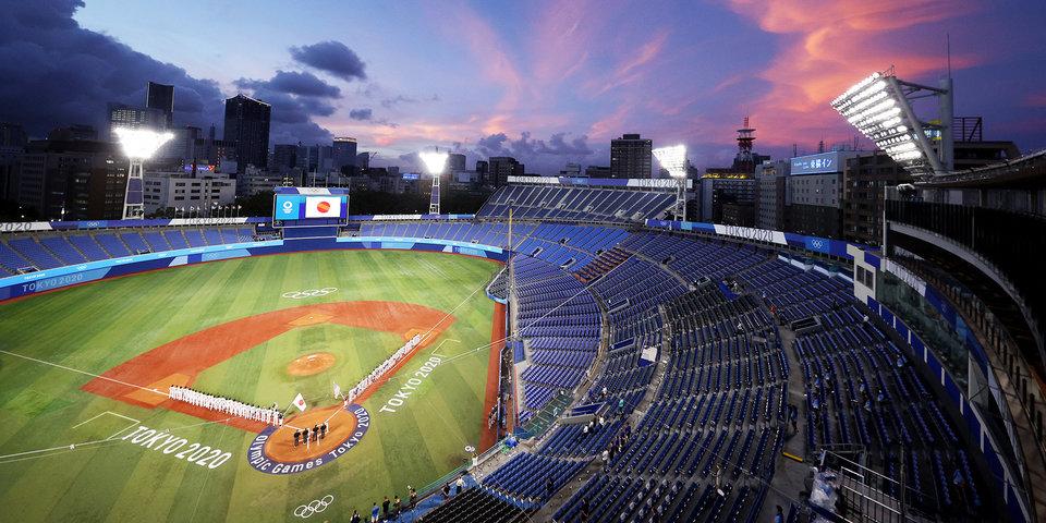 Сборная Японии впервые в истории стала олимпийским чемпионом по бейсболу