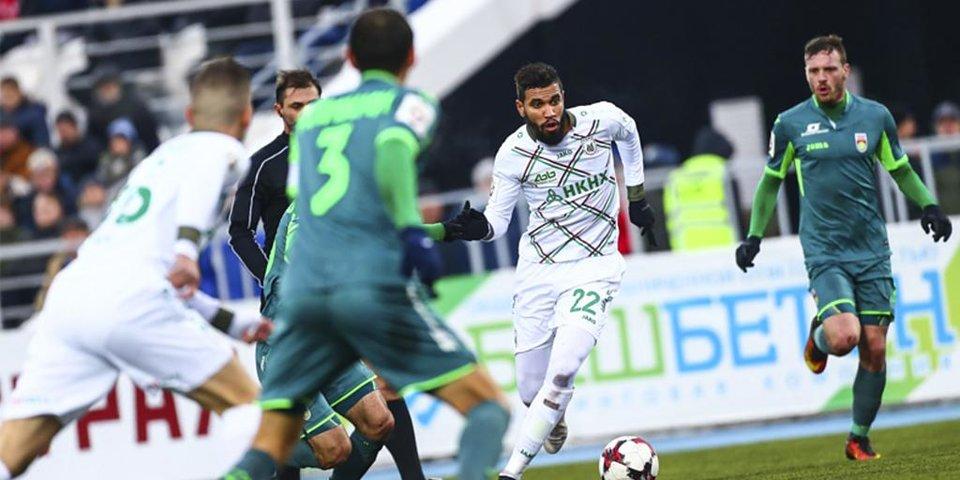 5 голов, 2 удаления и незабитый пенальти из матча «Уфа» – «Рубин»