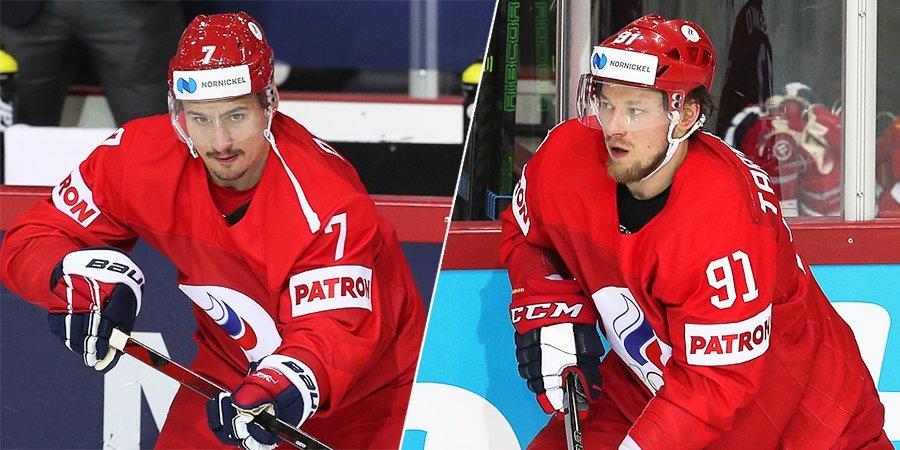 Орлов и Тарасенко добавили мастерства, Толчинский может стать ключевым фактором в плей-офф. Разбираем игру российской сборной