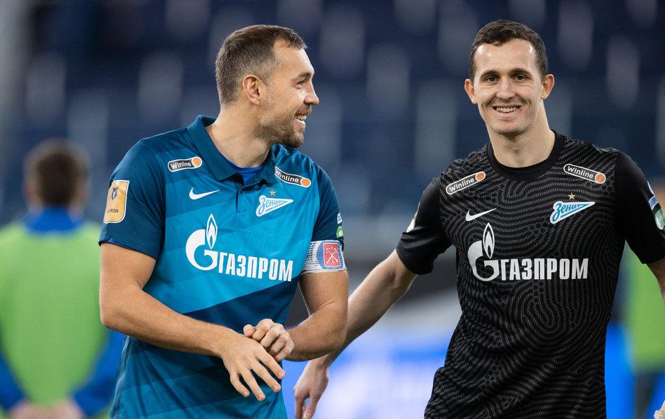 Лунев рассказал о реакции Дзюбы на его переход в «Байер»