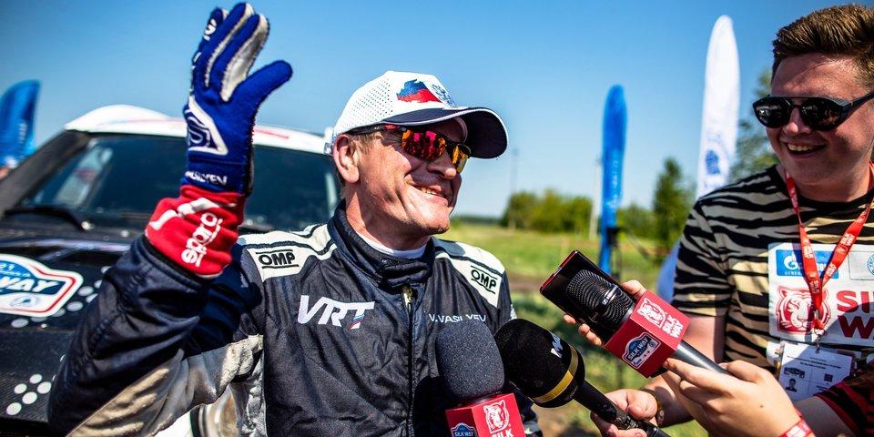 Васильев сошел с дистанции на 4-м этапе «Шелкового пути»