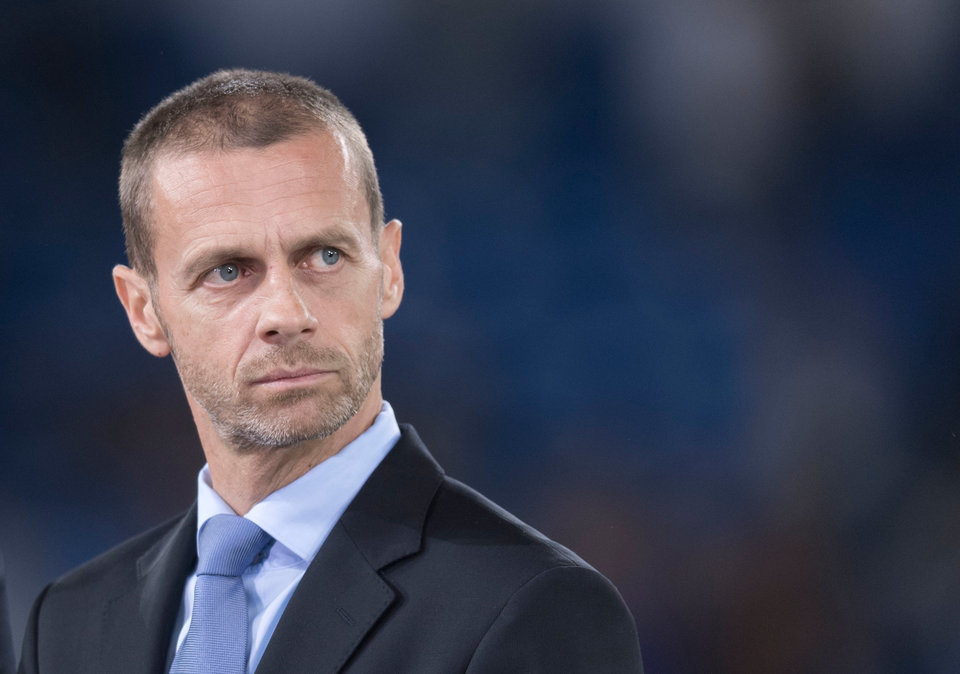 Чеферин пригрозил «Реалу», «Барселоне» и «Ювентусу» исключением из ЛЧ, если они не покинут Суперлигу