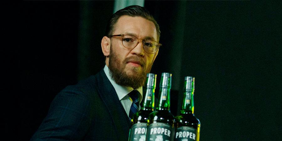 Макгрегор проспорил бутылку виски, поставив на ЦСКА