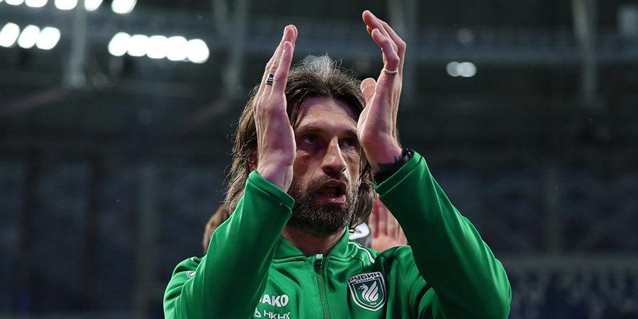 «Самая выдающаяся победа в истории». «Рубин» вспомнил о матче с «Барселоной» десятилетней давности