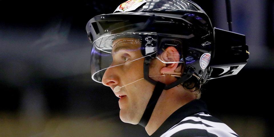 Главный арбитр КХЛ сравнил хоккейных и футбольных судей