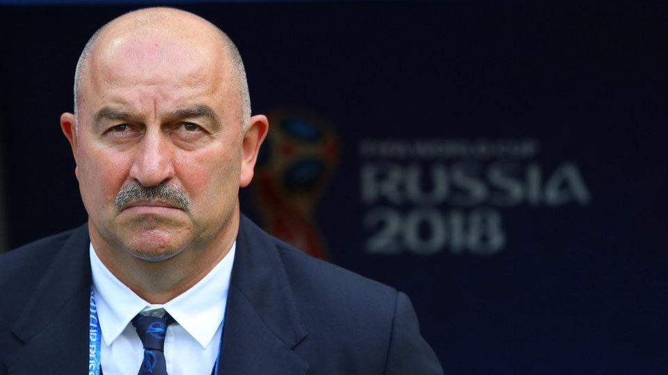 Черчесов номинирован на звание «Тренер года» по версии ФИФА
