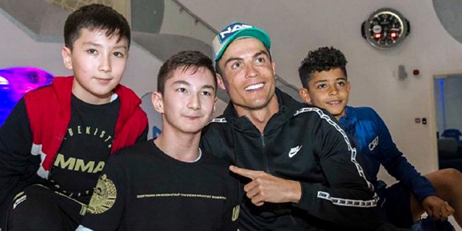 12-летний друг Месси и Роналду посетит «Чайку»