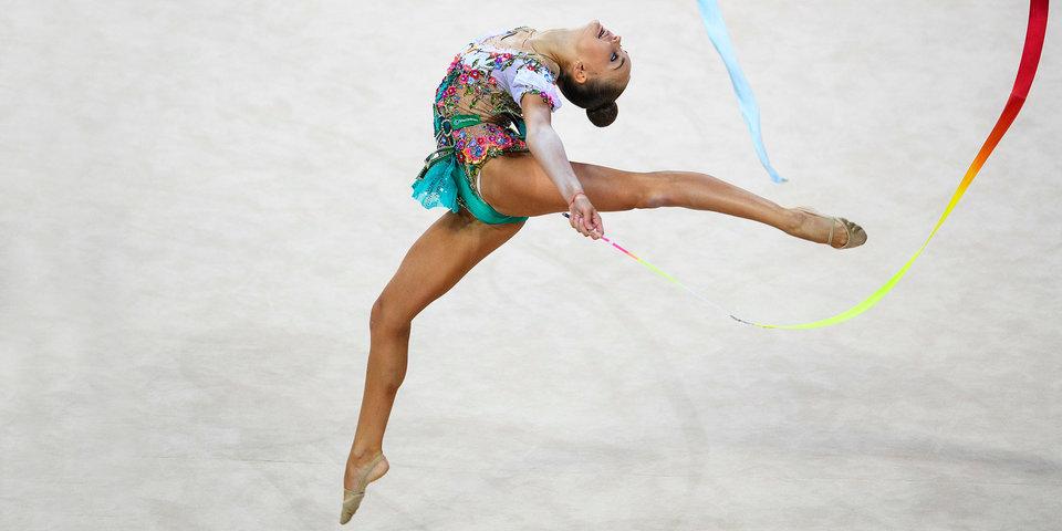 Алина Кабаева: «Мы воспитываем своих конкурентов, но при этом сами не расслабляемся»