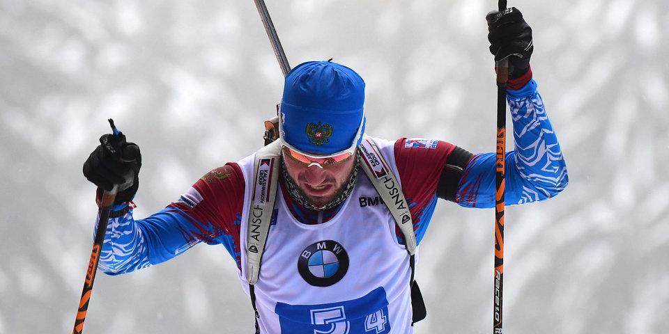 Александр Логинов: «Прихрамывал после финиша? Это у меня давно, я весь ЧМ бежал с травмой»