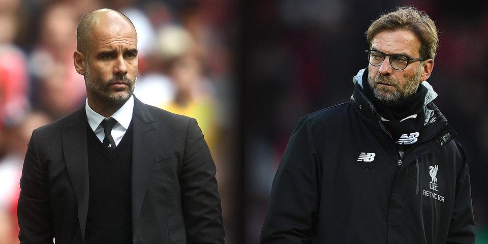 С чем подходят к сезону «Ман Сити» и «Ливерпуль»? Сегодня два фаворита встретятся друг с другом