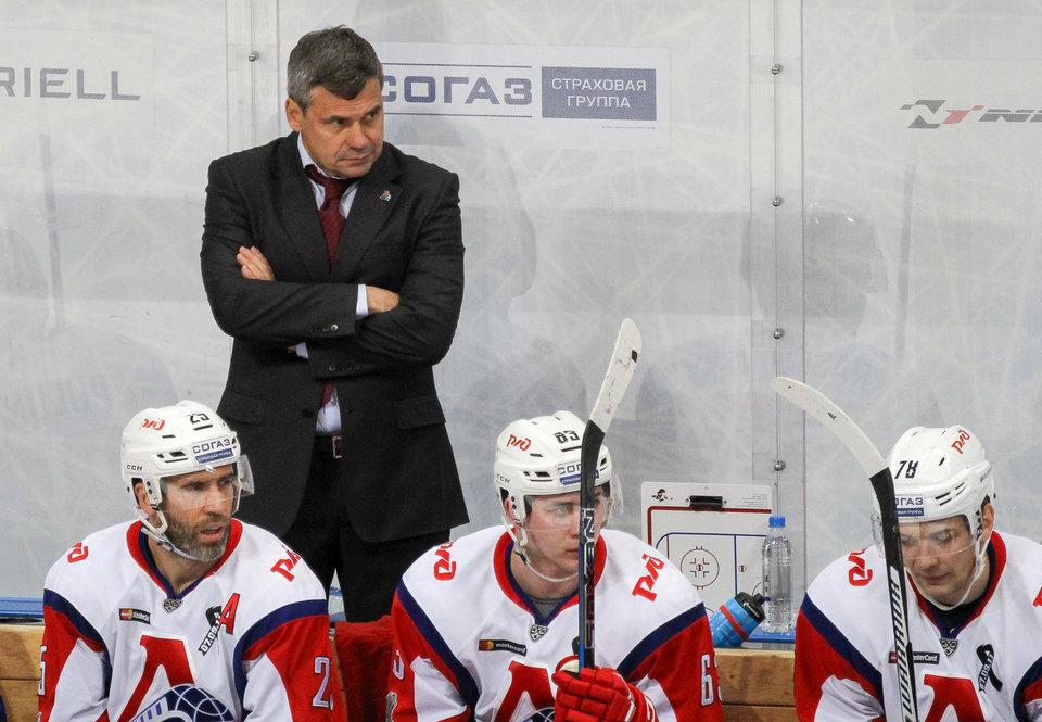«Локомотив» обыграл «Торпедо» на старте плей-офф Кубка Гагарина