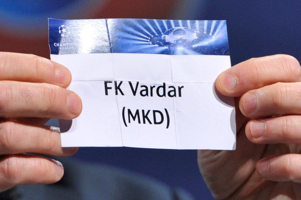 «Вардар» усилил тренерский штаб перед встречей с «Зенитом»