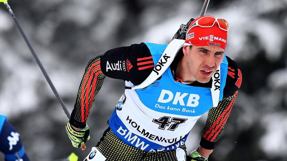 Пайффер победил в индивидуальной гонке на ЧМ, Гараничев — 7-й