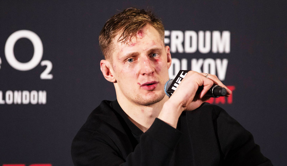 Александр Волков: «Большинство россиян в UFC пришли из М-1»