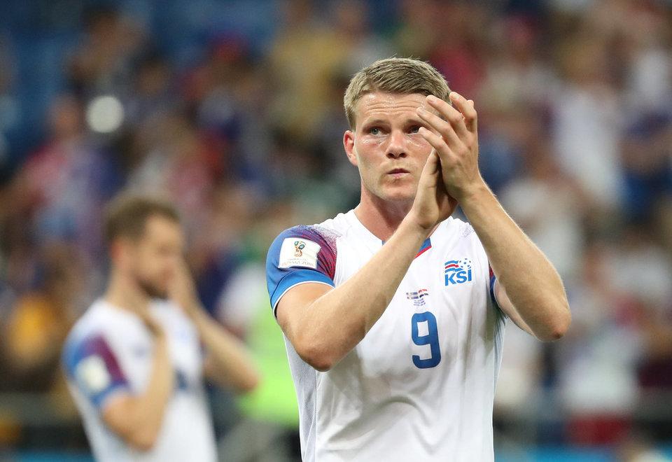 Бьорн Сигурдарсон: «В матче с «Динамо» нам просто не повезло»