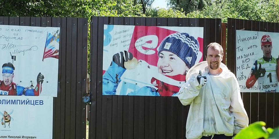 «Слепов спал на ульях 1 час 45 минут». Интервью с неофициальным спонсором российских биатлонистов