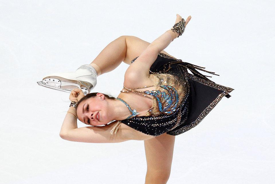 Алина Загитова: «У меня были ошибочные прокаты и в олимпийский сезон. Опыт есть»
