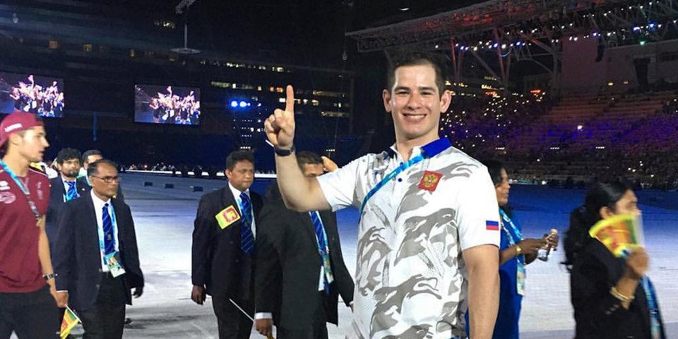 Россия завоевала второе золото на Универсиаде в Тайбэе