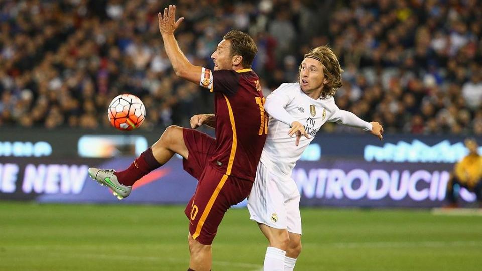 «Реал» проведет благотворительный матч против «Ромы»