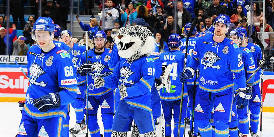 Официально: «Барыс» переносит начало сборов, Кубок президента Казахстана отменен