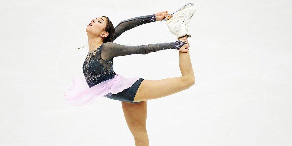 Медведева выиграла чемпионат России