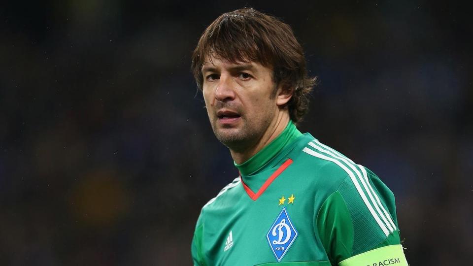Шовковский стал помощником Шевченко в сборной Украины
