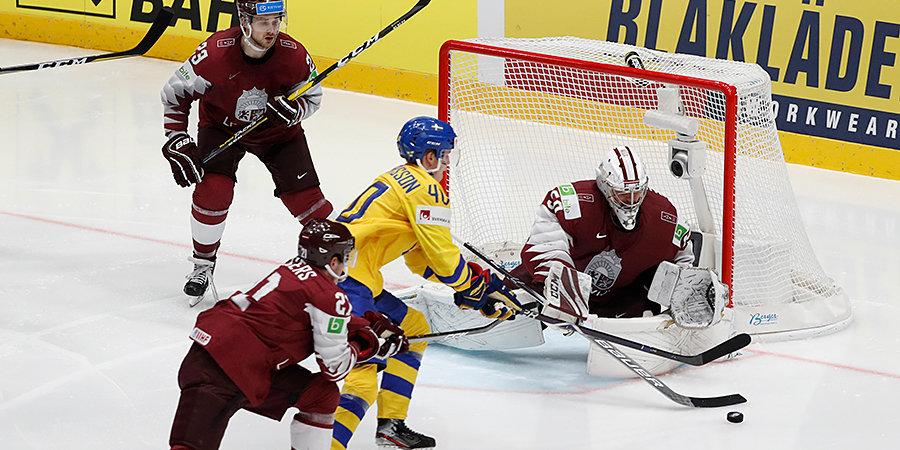 Элвис Мерзликинс: «Мы больше не та Латвия, которая борется за то, чтобы остаться в элите»