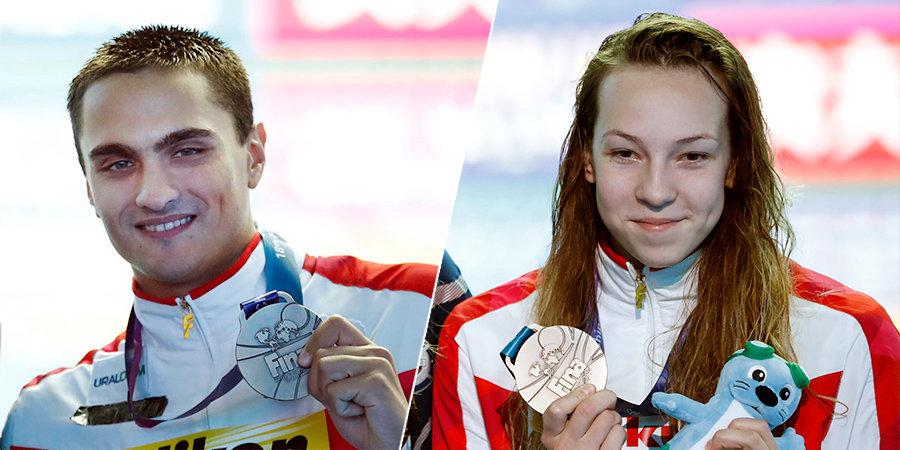 Лесник из Тимирязевки и фанатка Гарри Поттера взяли по бронзе. Все о том, как плыла сборная России