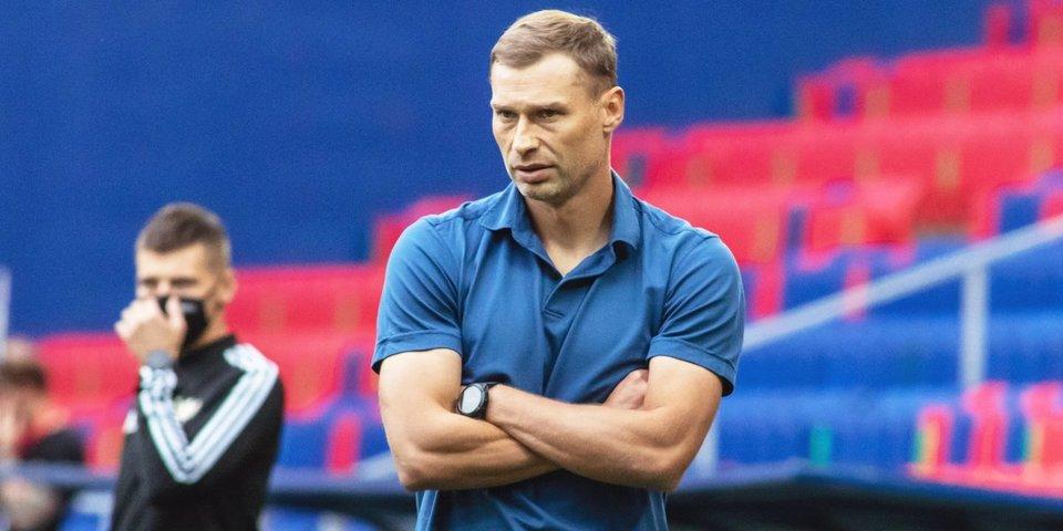 Стал известен состав ЦСКА на матч БЕТСИТИ Кубка России
