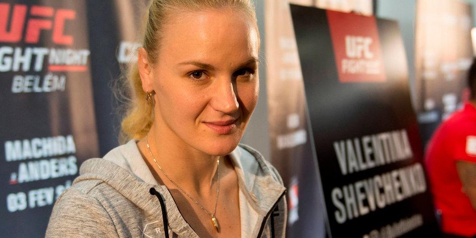 Валентина Шевченко: «Было бы здорово провести следующий бой через три-четыре месяца»
