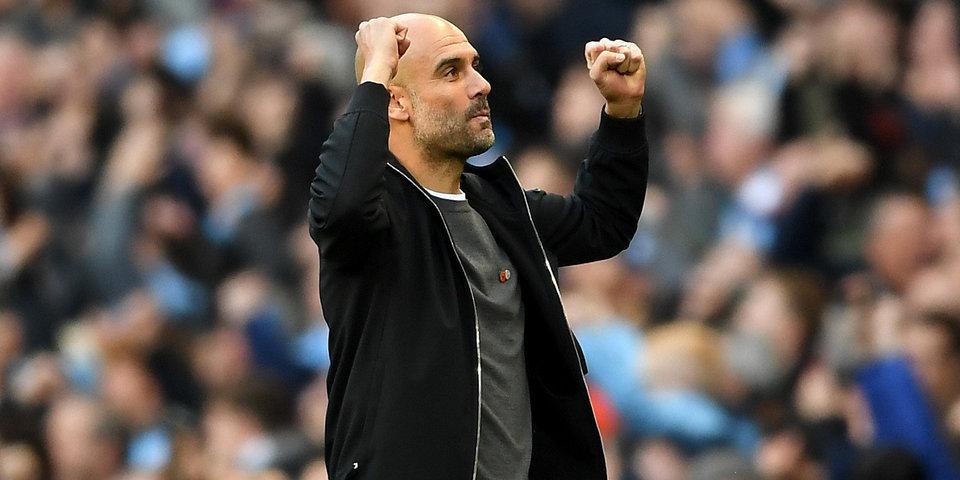 «Манчестер Сити» хочет подписать новый контракт с Гвардиолой