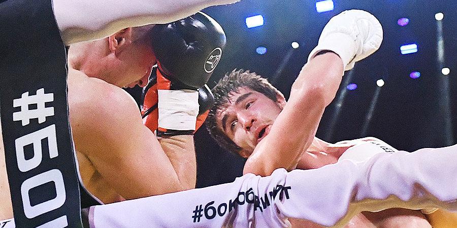 «Есть желание боксировать с Головкиным». Боксер Мадиев бежит 100 метров за 12 секунд, тренировался со звездой UFC и не проигрывал в профи