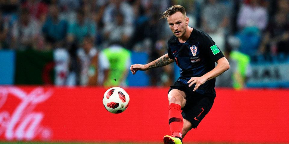 СМИ: Ракитич не сыграет в матче с Англией
