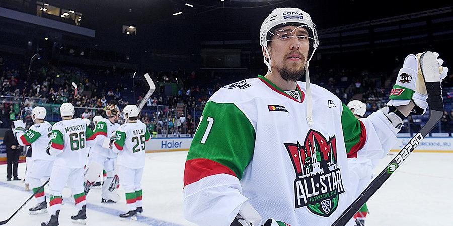 Источник: Клуб НХЛ отказался подписывать Бурдасова