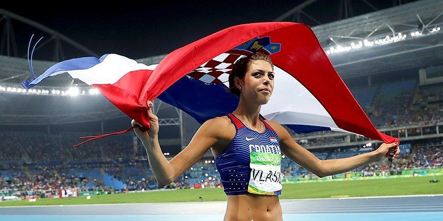 Бланка Влашич: «Ласицкене — одна из тех, кто может побить мировой рекорд. Она выдающийся атлет»