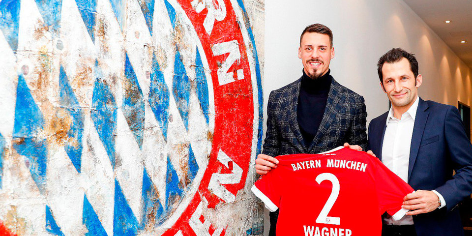 «Бавария» объявила о трансфере Вагнера