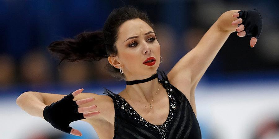 Туктамышева одержала победу на турнире Golden Spin в Загребе