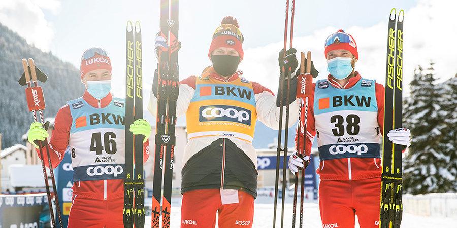 «Могу сказать, что сработал сегодня на 100%». Мальцев  — о бронзе «разделки», уроках прошлого сезона и планах на «Тур де Ски»