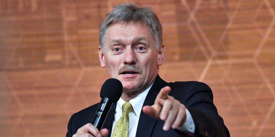 В Кремле отреагировали на решение ИИХФ лишить Минск права на проведение ЧМ по хоккею